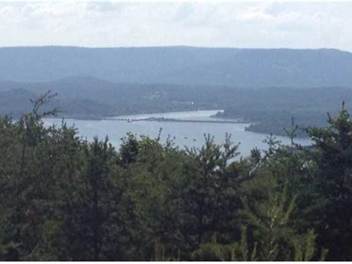 3.65+/-Acres Panoramic Lake View : South Pittsburg : Marion County : Tennessee