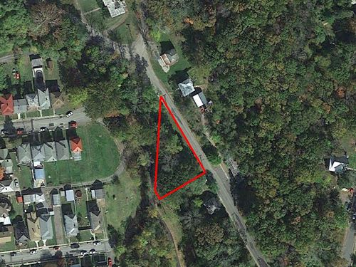 .35 Acre Lot In Clifton Forge : Clifton Forge : Alleghany County : Virginia