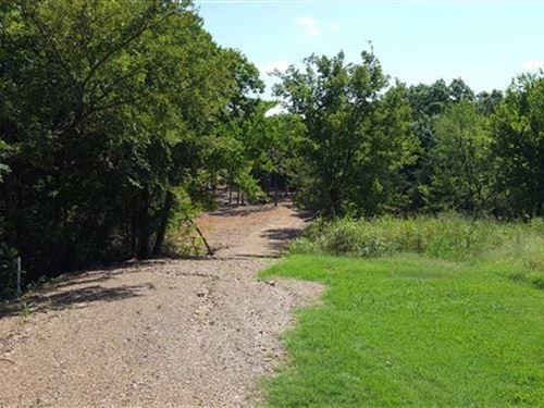 5 Acre Homesite Holiday Hills : Poteau : Le Flore County : Oklahoma