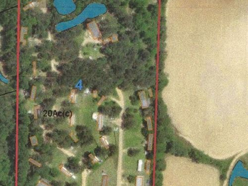 27 Space Mobile Home Park : Cottonwood : Houston County : Alabama