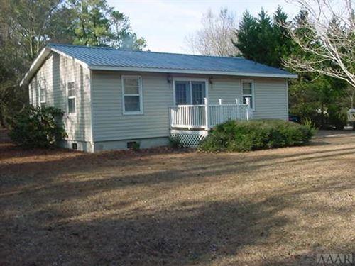 Waterfront Community Park & Private : Edenton : Chowan County : North Carolina