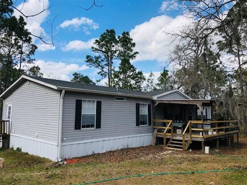 3/2 Dwmh On 2.58 Ac 777306 : Morriston : Levy County : Florida