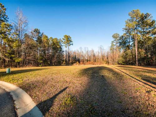 Reduced, Beautiful Lot in Quiet : Florence : South Carolina