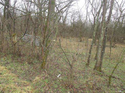 Lot For Sale Lake Subdivision : Greenfield : Dade County : Missouri
