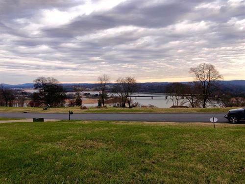 East TN Lake Mountain Views Lot : Morristown : Hamblen County : Tennessee