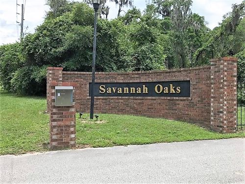 Gorgeous Savannah Oaks 5 Acre Lot-K : Brooksville : Hernando County : Florida