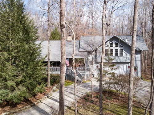 Beautiful Mountain Home : Monteagle : Marion County : Tennessee