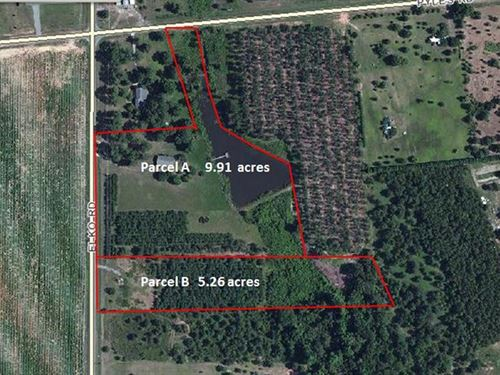 Great Residential Lot Available : Elko : Houston County : Georgia