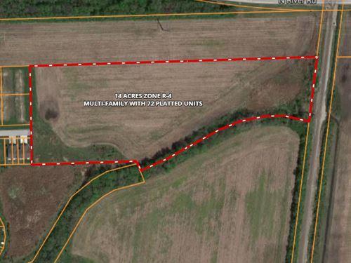 Deer Creek Estates Multi-Family : Wilmington : Will County : Illinois