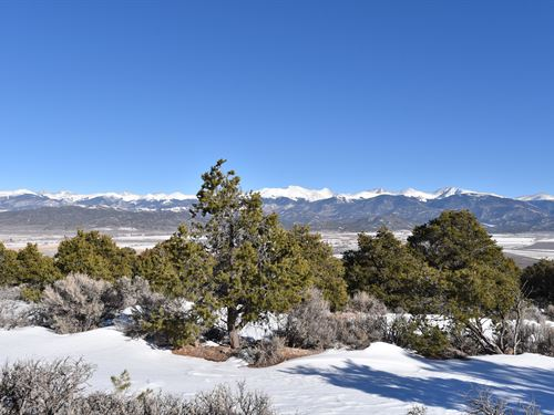 Outstanding Water And Mountain View : San Luis : Costilla County : Colorado