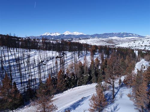 Forbes Park, Beautiful : Fort Garland : Costilla County : Colorado
