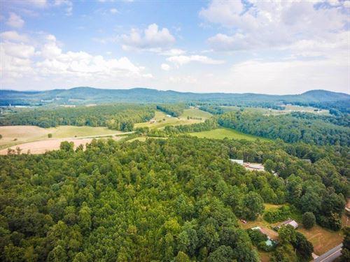Mountain Property in Ferrum, VA : Ferrum : Franklin County : Virginia