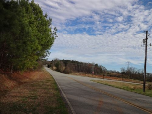 14.32 Acres Ready For Developme : Anderson : South Carolina