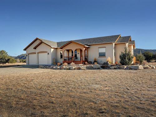 4714661-Gorgeous Home With Many Upg : Salida : Chaffee County : Colorado