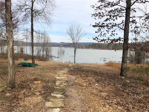 Greer's Ferry Lake Lakeview Lot : Greers Ferry : Cleburne County : Arkansas