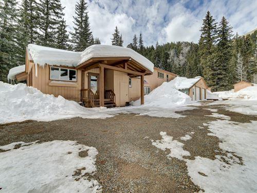 Southwest Colorado Mountain Cabin : Dolores : Montezuma County : Colorado