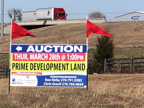 Prime Interstate Development : Franklin : Simpson County : Kentucky