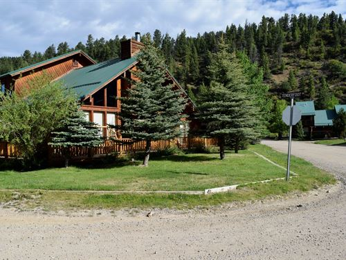 Mountain Dream : Red River : Taos County : New Mexico