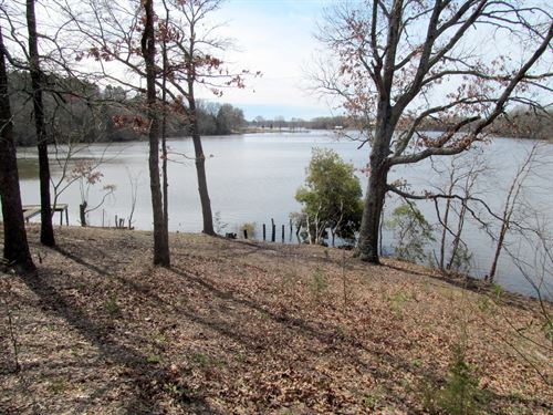 Waterfront Lot Lake Winnsboro : Winnsboro : Wood County : Texas