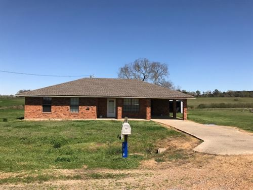 Home And 1 Acre Near Lake Walthall : Tylertown : Walthall County : Mississippi