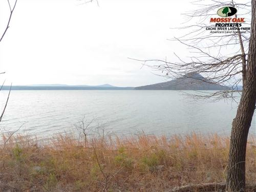 Lakefront Lot, Views of Sugarloa : Fairfield Bay : Van Buren County : Arkansas