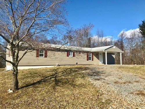 Floyd VA Home & Land, Starter Home : Copper Hill : Floyd County : Virginia