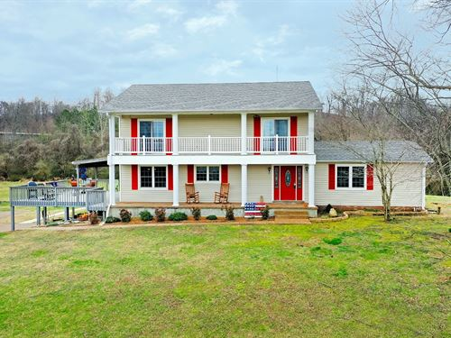 Country Home, Serene Views : Dyersburg : Dyer County : Tennessee
