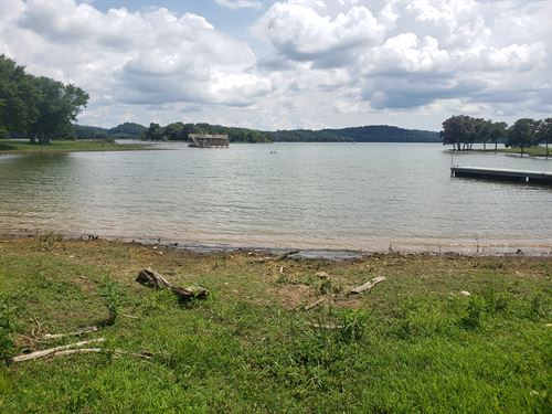 Legacy Bay Cherokee Lake Front Lot : Mooresburg : Hawkins County : Tennessee