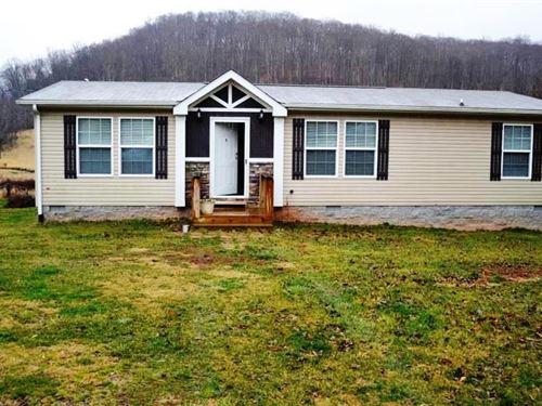 3 Bedroom Home in Crockett, VA : Crockett : Wythe County : Virginia