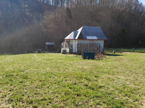 2 Acres Unrestricted, Creek Front : Tazewell : Claiborne County : Tennessee