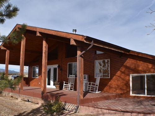 House Land Penrose, 30 Min to Colo : Penrose : Fremont County : Colorado