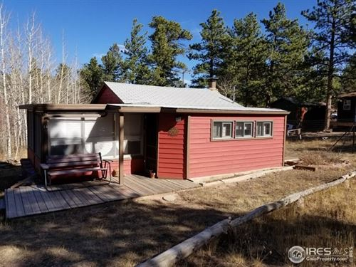 Wonderful Dry Cabin Red Feather : Red Feather Lakes : Larimer County : Colorado