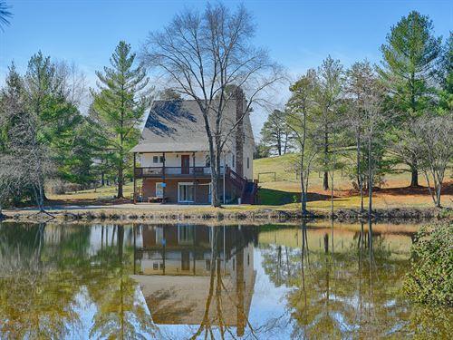 Peaceful Acres Farm : Scottsville : Albemarle County : Virginia