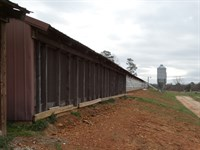 Broiler House, Shop, Barn And 12 Ac : Mountain View : Stone County : Arkansas