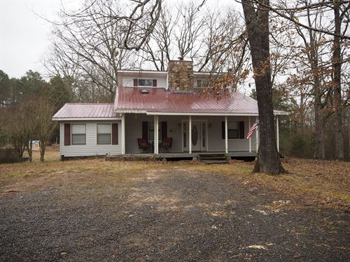 Nice Home 2.99 Acres Clinton AR : Clinton : Van Buren County : Arkansas