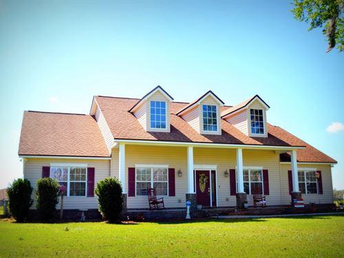 Custom Home, Hilliard, Fl, Nassau : Hilliard : Nassau County : Florida