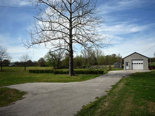 Mobile Home Building Lot, Water : Milan : Gibson County : Tennessee