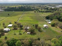 Equestrian Acreage Ft, Meade : Fort Meade : Polk County : Florida
