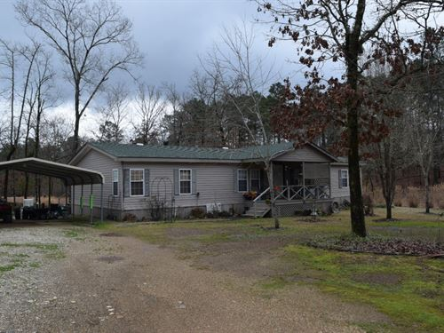 Country Home, Acreage, Degray Lake : Arkadelphia : Clark County : Arkansas