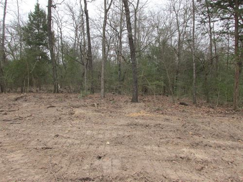Land For Sale In Montalba, TX : Montalba : Anderson County : Texas