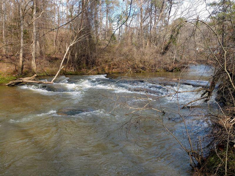 Tobesofkee Creek Farms : Forsyth : Monroe County : Georgia