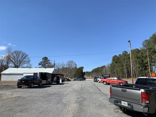 7 Acres On Joe Frank Harris Pkwy : Adairsville : Bartow County : Georgia