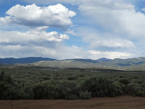 San Luis Valley, Costilla Cty, Co : Fort Garland : Costilla County : Colorado