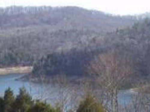 1.41 Ac Center Hill Lake View Lot : Smithville : Dekalb County : Tennessee