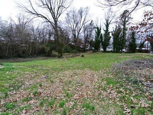Residential Lot For Sale in Poplar : Poplar Bluff : Butler County : Missouri
