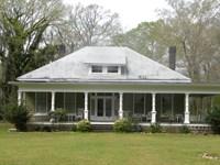 27-027 Alison Historic Home : Minter : Dallas County : Alabama