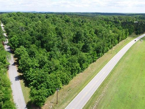 Highway Frontage : Liberty : Anderson County : South Carolina