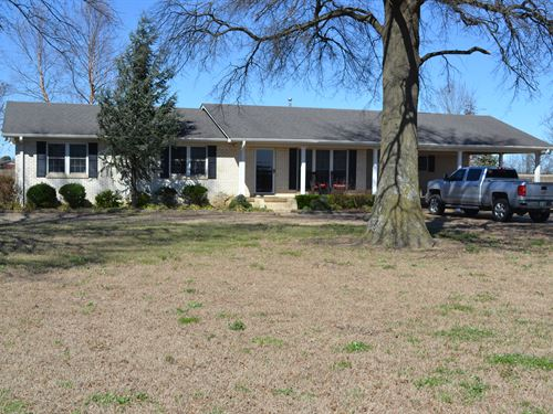 Jackson County Homestead : Newport : Jackson County : Arkansas