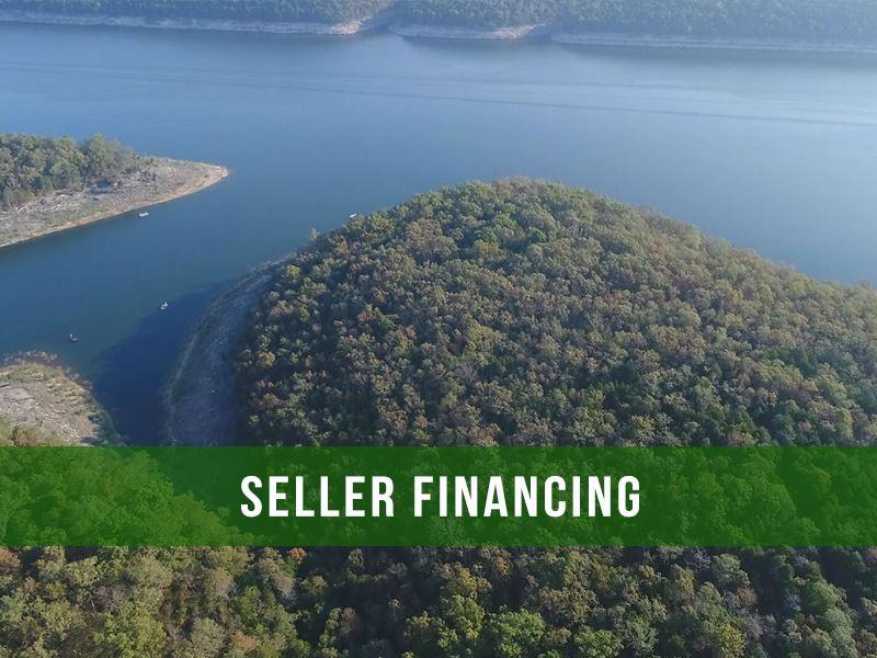 $500 Down 4.5 Acres W Lake Frontage : Cedarcreek : Taney County : Missouri
