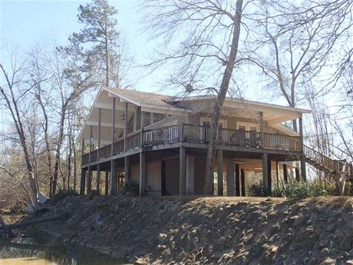 Tenn-Tom River House : West Point : Clay County : Mississippi